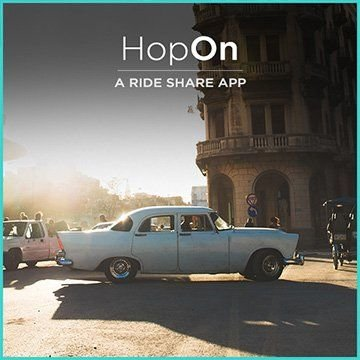 Name For a Ride Share App