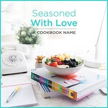 Name For a Cookbook Name