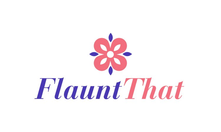 FlauntThat is for sale at Squadhelp com!