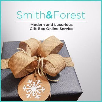 Name For Modern and Luxurious Gift Box Online Service