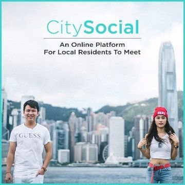 Name For an online Platform for local residents to meet