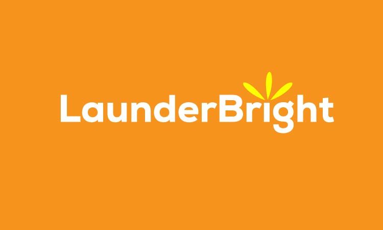 LaunderBright is for sale at Squadhelp com!