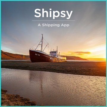 Name For a shipping app