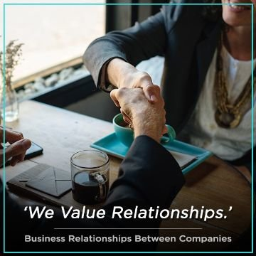 Name For business relationships between companies