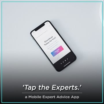 Name For a mobile expert advice app
