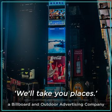 Name For a Billboard and Outdoor Advertising Company