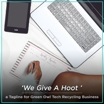 Name For a Tech Recycling business