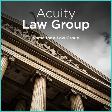 Name For Name for a Law Group
