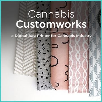 Name For a Digital Bag Printer for Cannabis Industry