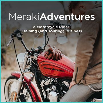 Name For a motorcycle rider training (and touring) business