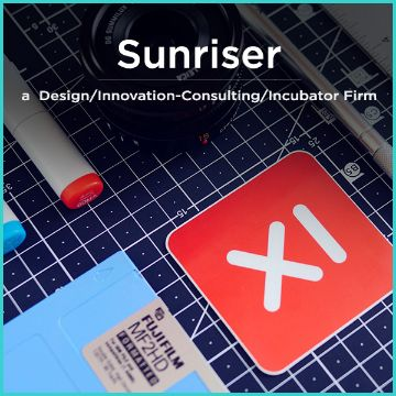 Name For a  design/innovation-consulting/incubator firm
