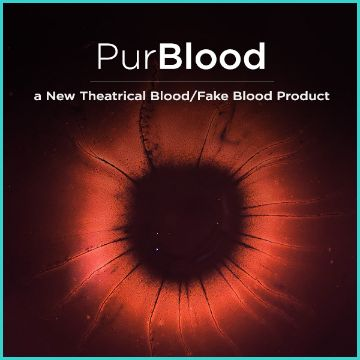 Name For a new theatrical blood/fake blood product