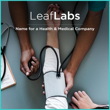 Name For name for a Health & Medical Company