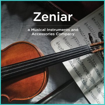 Name For a Musical Instruments and Accessories Company