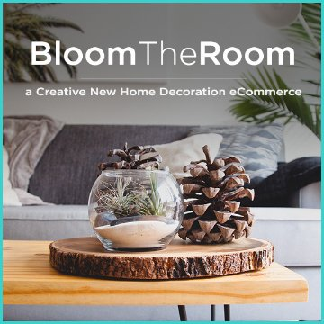 Name For a Creative New Home Decoration eCommerce