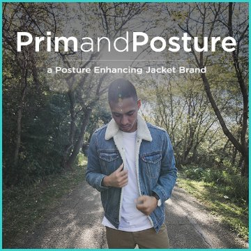 Name For a Posture Enhancing Jacket Brand