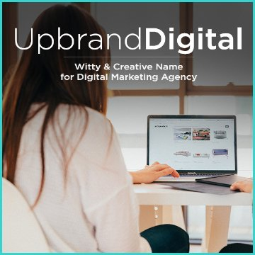Name For Digital Marketing Agency