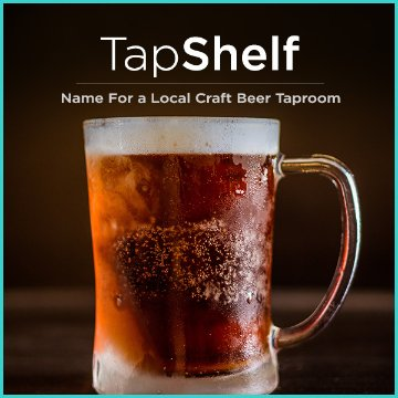 Name For A Local Craft Beer Taproom 14580 Squadhelp