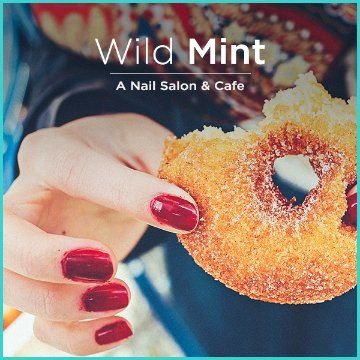 Name For a Nail Salon & Cafe