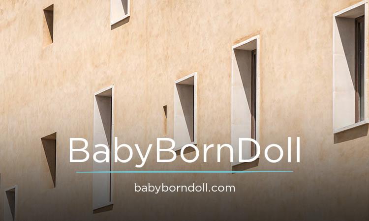 BabyBornDoll.com