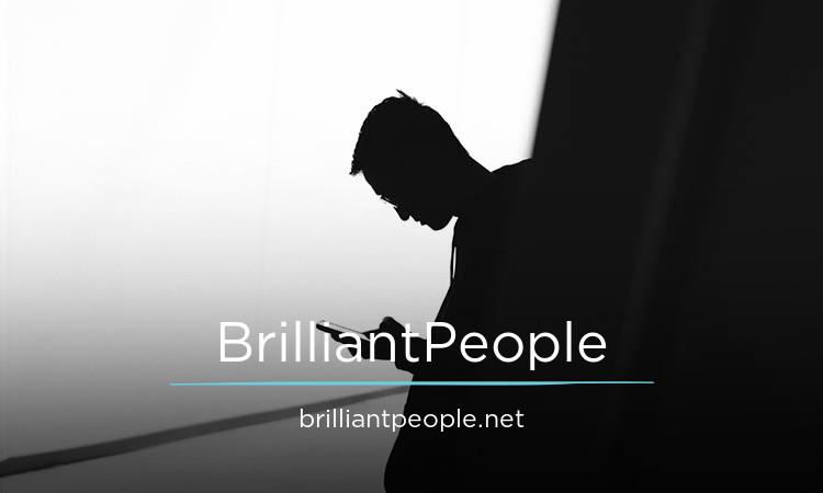 BrilliantPeople.net