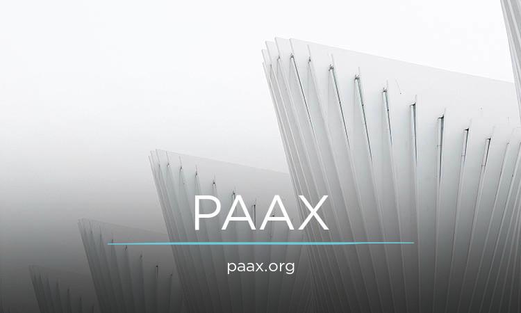 PAAX.org