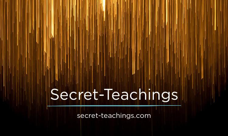 Secret-Teachings.com