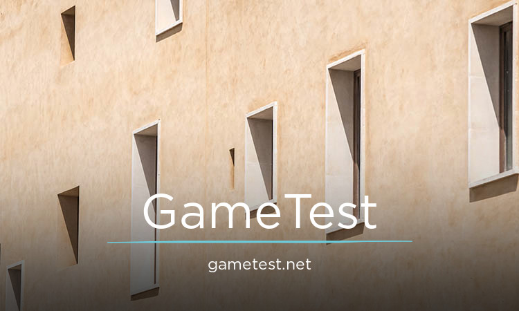 GameTest.net