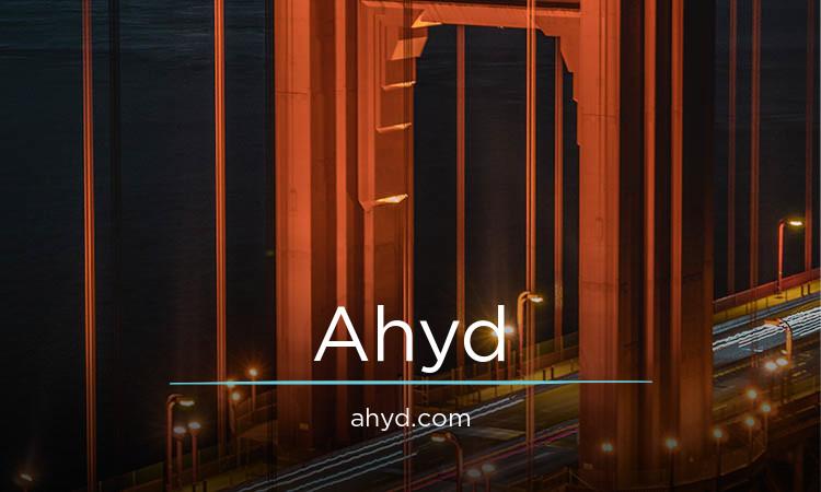 Ahyd.com