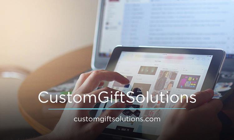 CustomGiftSolutions.com