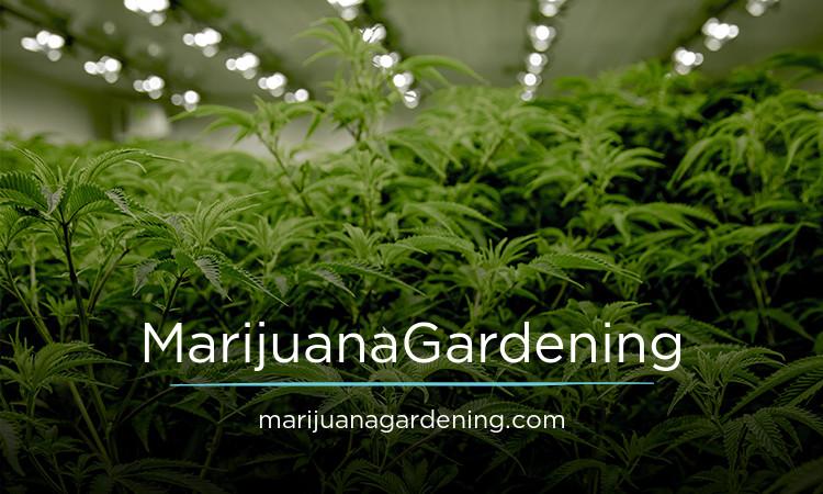 MarijuanaGardening.com