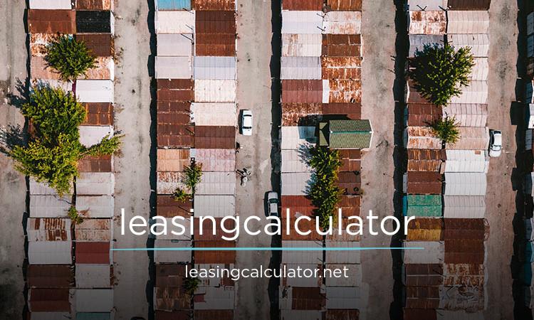 Leasingkalkulator