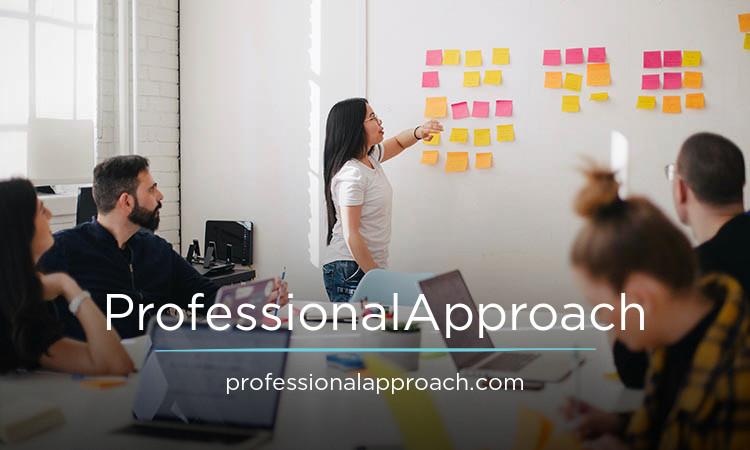 ProfessionalApproach.com