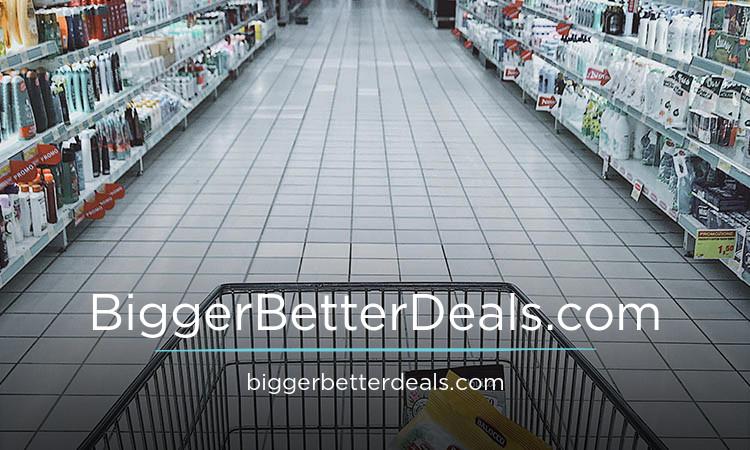 BiggerBetterDeals.com