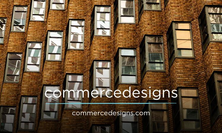 commercedesigns.com