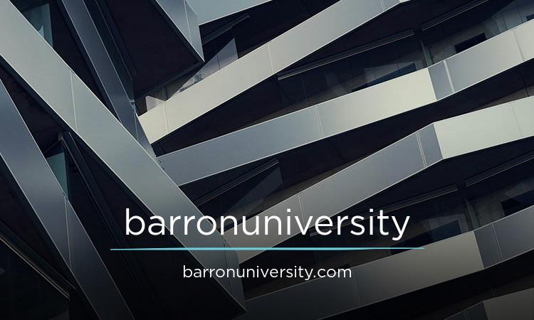 barronuniversity.com