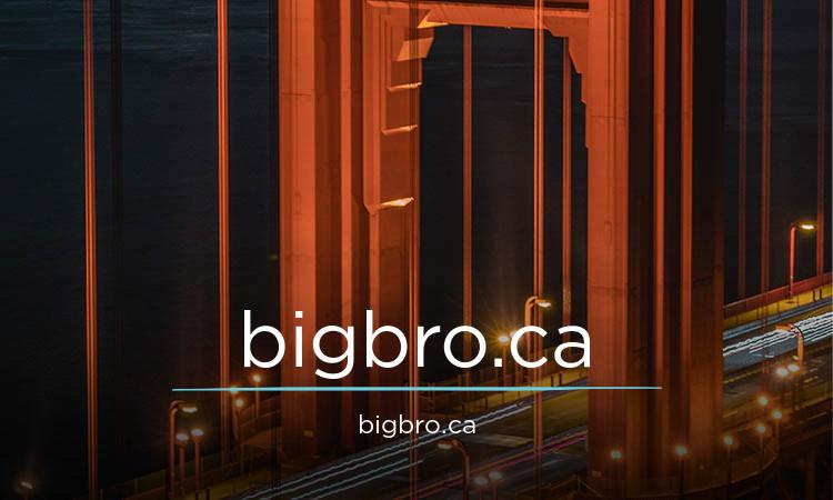 bigbro.ca