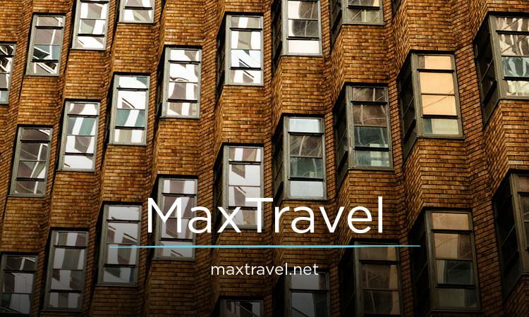 MaxTravel.net