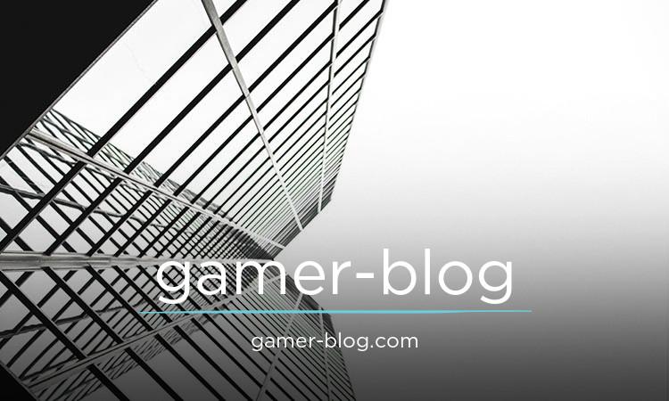 gamer-blog.com