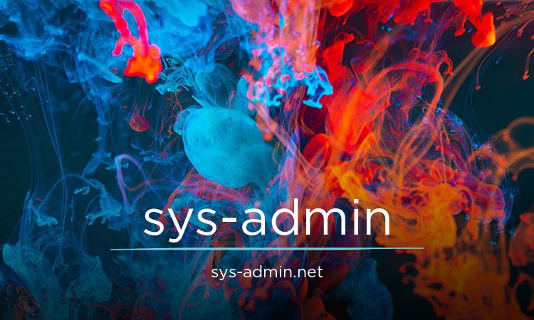 sys-admin.net