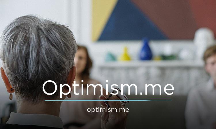 Optimism.me