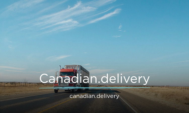 Canadian.delivery