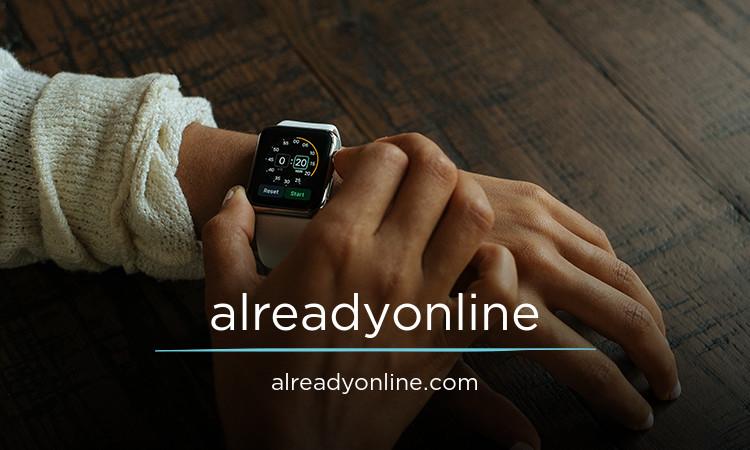 alreadyonline.com