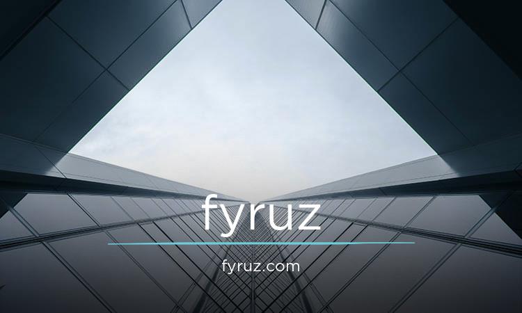 fyruz.com
