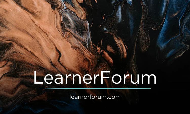 LearnerForum.com