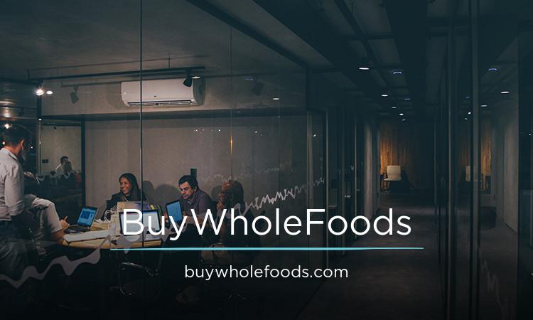 BuyWholeFoods.com