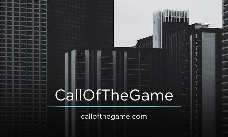CallOfTheGame.com
