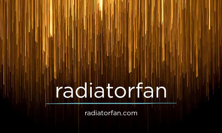 radiatorfan.com