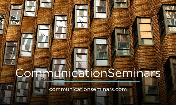 CommunicationSeminars.com