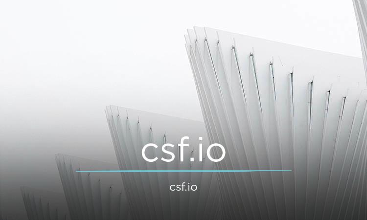 csf.io